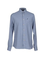 Henri Lloyd Shirts Blue