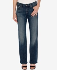Lucky Brand Easy Rider Artesia Wash Straight Leg Jeans