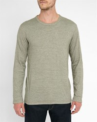 Minimum Beige Preslar Pr Long Sleeve T Shirt