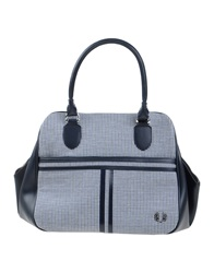 Fred Perry Handbags Dark Blue