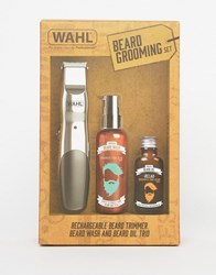 Wahl Beard Grooming Set No Colour Clear