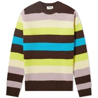 Acne Studios Kai Wool Crew Knit Multi