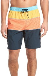 Billabong Tribong Layback Board Shorts Orange