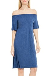 Vince Camuto Women's Two By Off The Shoulder Knit Dress
