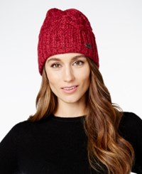 Under Armour Around Town Beanie Knock Out Maroon Steel