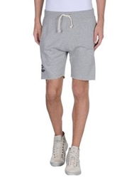 American College Bermudas Light Grey