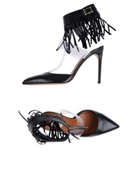 Valentino Garavani Footwear Courts Women Black