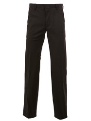 Undercover Straight Leg Trousers Black