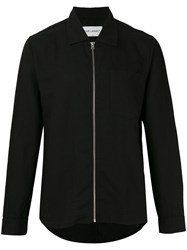 Our Legacy Lightweight Jacket Men Cotton Linen Flax 50 Black