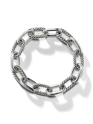 David Yurman Dy Madison Medium 11Mm Bracelet Ss