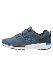 Lotto Cityride Amf Neutral Running Shoes Navy Dark Black Dark Blue