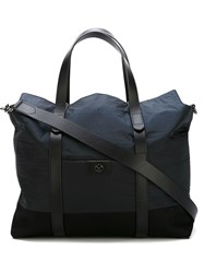 Mismo 'M S Beach' Tote Black