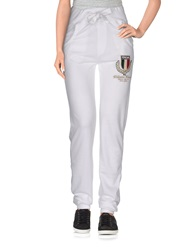 Williams Wilson Casual Pants White