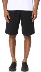 Reigning Champ Mid Weight Terry Shorts Black