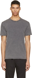 Surface To Air Charcoal Washed Out T Shirt