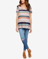 A Pea In The Pod Maternity Skinny Ankle Jeans Light Wash