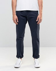 Esprit Chinos In Regular Fit In Navy Navy