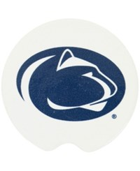 Memory Company Penn State Nittany Lions 2 Piece Car Coaster Set Team Color