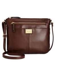 Tignanello Showstopper Small Crossbody Raisin