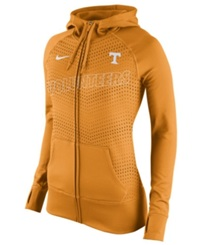 Nike Women's Tennessee Volunteers Performance Full Zip Hoodie Orange