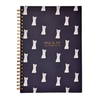 Paul And Joe A5 Notebook Chess Cat