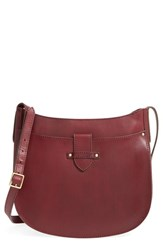 Frye 'Large Casey' Leather Crossbody Bag Brown Tan