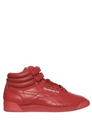 Reebok Classics F S Hi Og Lux Leather High Top Sneakers