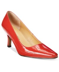 Karen Scott Clancy Pumps Only At Macy's Women's Shoes Red