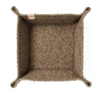 Maple Casentino Wool Desk Tray Neutrals