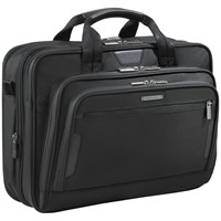 Briggs And Riley Kb207x 4 Business 15.6 Laptop Briefcase Black