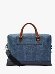 Ted Baker Pitza Document Bag Navy