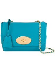 Mulberry Lily Small Crossbody Bag Blue