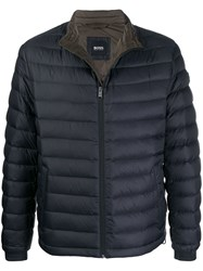 Boss Feather Down Padded Jacket 60