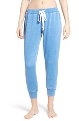The Laundry Room Women's 'Cozy Crew' Lounge Pants Deep Blue