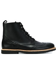 Paul And Joe 'Ipster' Boots Black