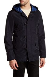 Gant Light Weight Parka Jacket Blue