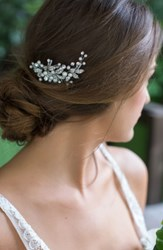 Brides And Hairpins 'Catherine' Jeweled Hair Comb