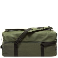 Rains Large Duffel Backpack Green