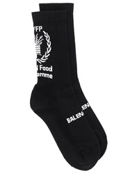 Balenciaga World Food Programme Print Socks 60