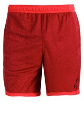Your Turn Active Sports Shorts Scarlet Red
