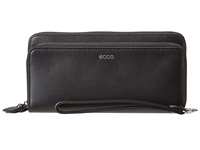 Ecco Deline Clutch Wallet Black Wallet Handbags