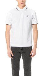 Mcq By Alexander Mcqueen Polo Optic White
