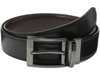 Stacy Adams 35Mm Reversible Leather Belt Black Brown Men's Belts