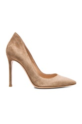 Gianvito Rossi Pointed Pumps In Neutrals