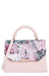 Ted Baker London Illuminated Bloom Crossbody Bag