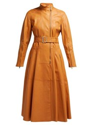 Sportmax Fresco Coat Tan