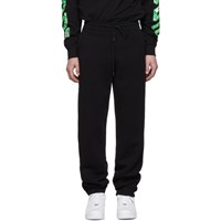 Off White Ssense Exclusive Black Diag Arrows Lounge Pants