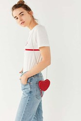 Urban Outfitters Rachel Icon Crossbody Bag Red