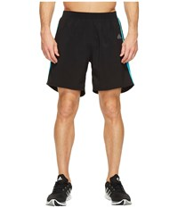Adidas Response 7 Shorts Black Energy Blue Men's Shorts