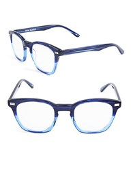 Corinne Mccormack Annie 46Mm Reading Glasses Navy Blue